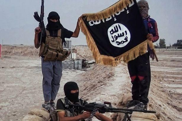 Virus 'ăn thịt người' tàn phá hàng ngũ quân IS - ảnh 1