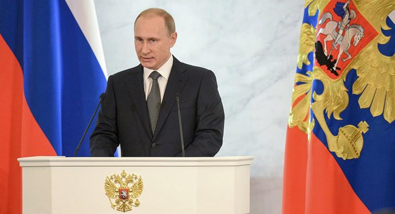 Thông điệp liên bang của Putin: 'Nga sẽ không tha thứ Thổ Nhĩ Kỳ' - ảnh 1