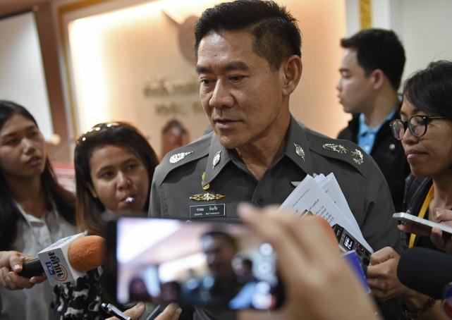 Thái Lan truy nã bốn công dân Syria nghi là IS - ảnh 1
