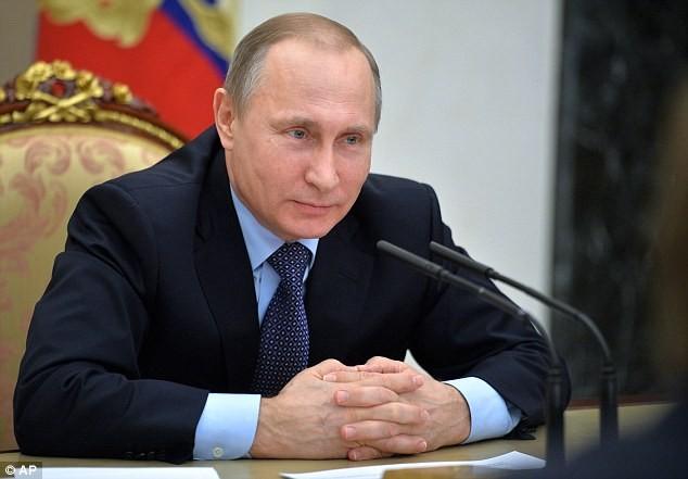 Tổng thống Nga: 'Hy vọng không cần vũ khí hạt nhân để đánh khủng bố' - ảnh 2