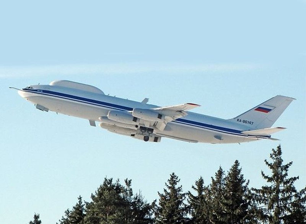 Nga tung siêu máy bay 'ngày tận thế' chống IS - ảnh 1