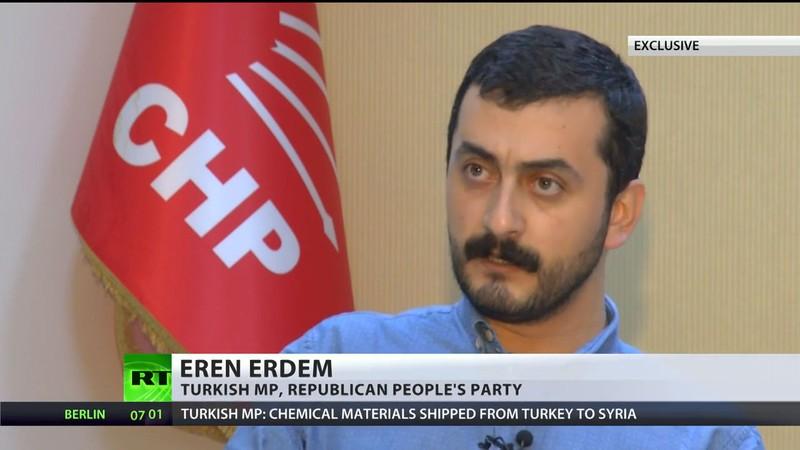 IS pha chế khí độc bằng hóa chất từ Thổ Nhĩ Kỳ? - ảnh 5