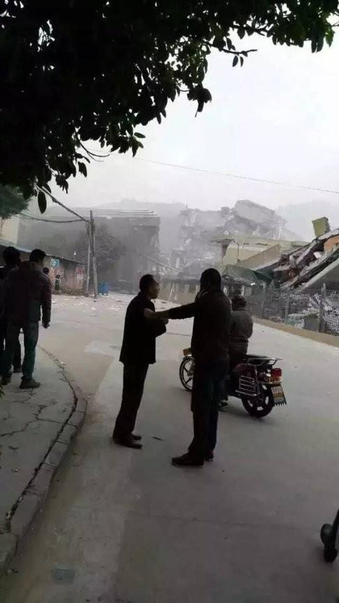 Lở đất kinh hoàng tại Thâm Quyến nuốt chửng 22 tòa nhà - ảnh 5