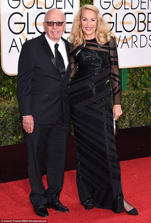 Ông trùm truyền thông Rupert Murdoch đính hôn ở tuổi 84 - ảnh 1