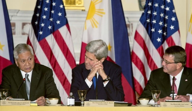 Philippines cho Mỹ tăng hiện diện quân sự kiềm chế Trung Quốc - ảnh 1