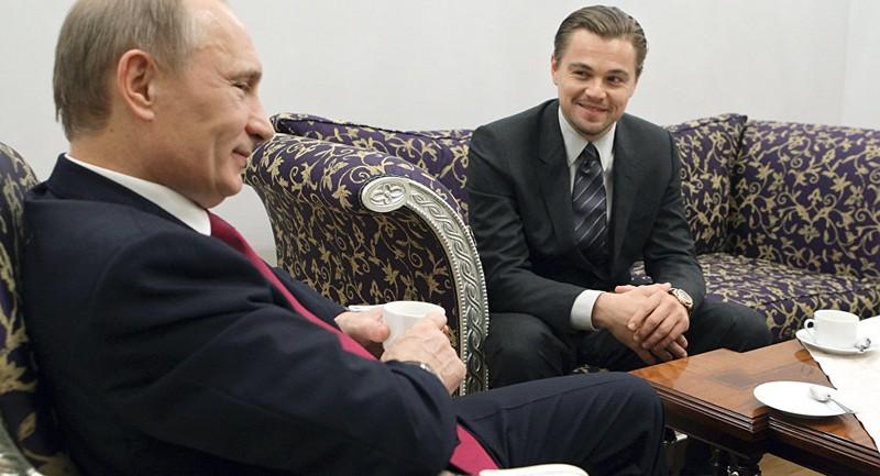 Tài tử điện ảnh Mỹ mong ước đóng vai tổng thống Nga Putin - ảnh 1