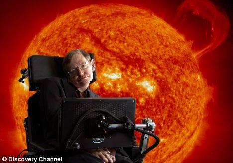 Nhà khoa học Stephen Hawking cảnh báo nhân loại về ngày tận thế - ảnh 1