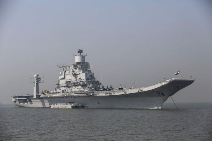Ấn Độ điều tàu sân bay đến Maldives để tạo 'lá chắn' Trung Quốc - ảnh 1
