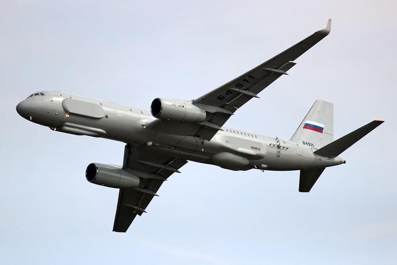 Nga cử máy bay do thám tối tân nhất đến Syria - ảnh 1