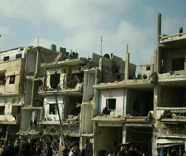 IS đánh bom liên hoàn đẫm máu, hơn 180 người chết - ảnh 1