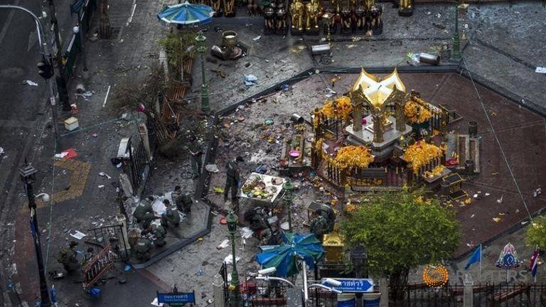 Kẻ đánh bom Bangkok chủ đích nhắm vào du khách Trung Quốc - ảnh 1
