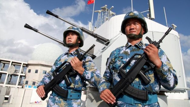 Trung Quốc bắt đầu xây căn cứ quân sự đầu tiên ở nước ngoài - ảnh 1