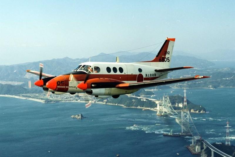 Nhật Bản tính cho Philippines mượn máy bay tuần tra biển Đông - ảnh 1