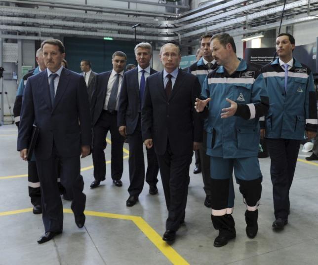 Lộ diện người giàu nhất nước Nga - ảnh 1