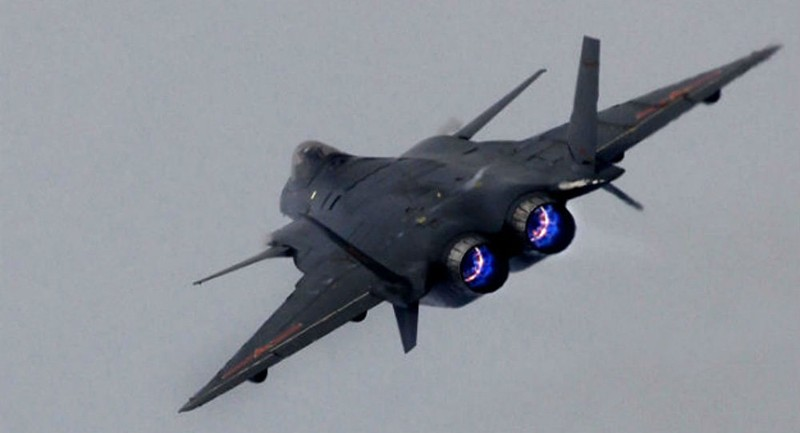 Không quân Trung Quốc sẽ đuổi kịp Mỹ năm 2030 - ảnh 1