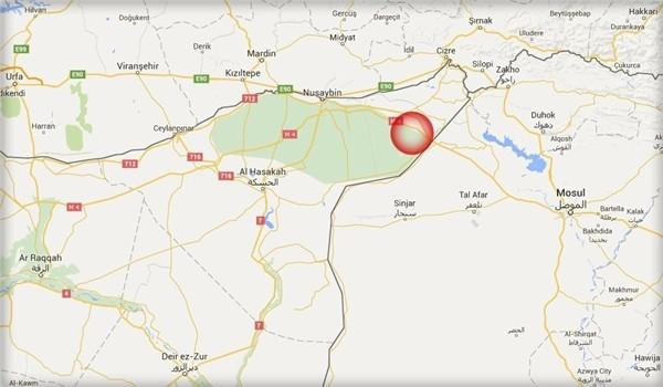 Mỹ bất ngờ xây sân bay quân sự tại Syria - ảnh 2