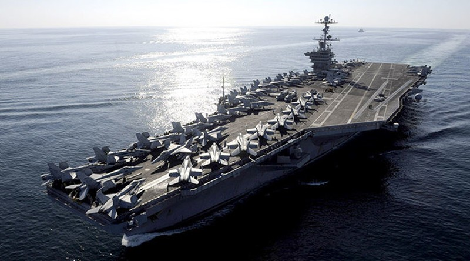 Trung Quốc dọa Mỹ sẽ phải trả giá đắt ở biển Đông - ảnh 1