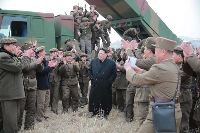 Triều Tiên tuyên bố thu nhỏ thành công đầu đạn hạt nhân - ảnh 1
