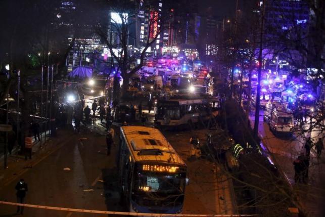 Đánh bom chấn động thủ đô Thổ Nhĩ Kỳ, 32 người thiệt mạng - ảnh 3