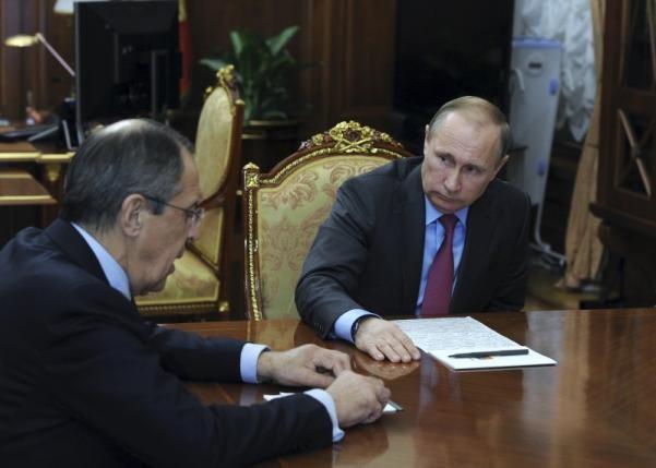 Nga tuyên bố bắt đầu rút quân khỏi Syria - ảnh 1