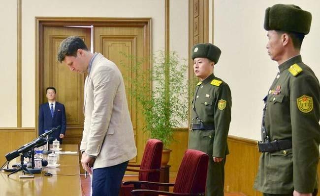 Triều Tiên tuyên phạt sinh viên Mỹ 15 năm lao động khổ sai - ảnh 1