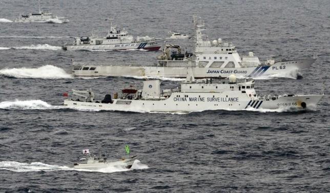 Nhật xem xét kiện Trung Quốc ra tòa quốc tế - ảnh 1