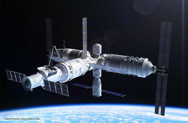 Trung Quốc lắp ráp kính viễn vọng 'khủng' bỏ xa NASA - ảnh 1