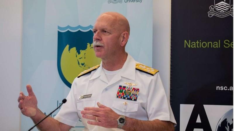Tướng Mỹ tố Trung Quốc lấy 'sức mạnh làm lẽ phải' ở biển Đông - ảnh 1
