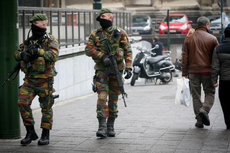 Bỉ xác nhận thủ đô bị tấn công là do khủng bố - ảnh 7