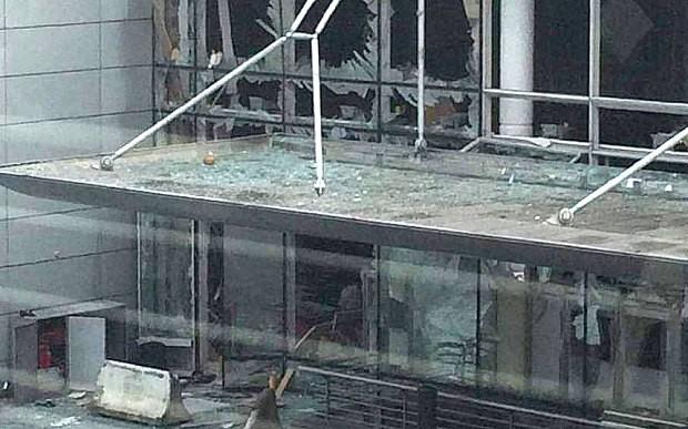 Bỉ xác nhận thủ đô bị tấn công là do khủng bố - ảnh 9