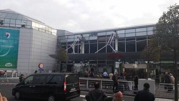 Bỉ xác nhận thủ đô bị tấn công là do khủng bố - ảnh 10