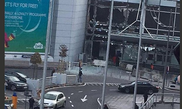 Bỉ xác nhận thủ đô bị tấn công là do khủng bố - ảnh 8
