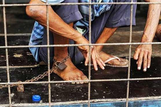 Gần 19.000 bệnh nhân tâm thần bị xiềng xích ở Indonesia - ảnh 4