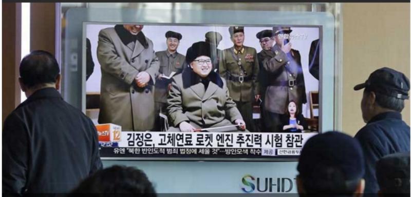 Kim Jong-Un giám sát tập trận nã pháo vào Seoul - ảnh 1