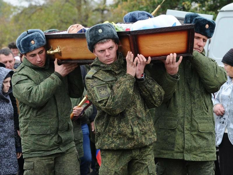 Đặc nhiệm Nga thiệt mạng tại Syria - ảnh 1