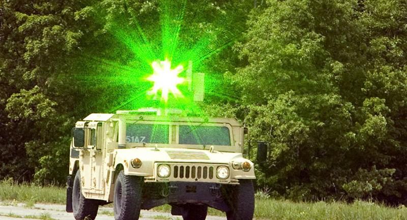 Quân đội Ấn Độ sắp phát triển thành công súng laser - ảnh 1