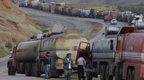 IS buôn lậu đồ cổ và dầu mỏ qua Thổ Nhĩ Kỳ như thế nào? - ảnh 2