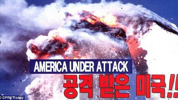 Triều Tiên dọa tấn công Mỹ kinh hoàng hơn vụ 11-9 - ảnh 1