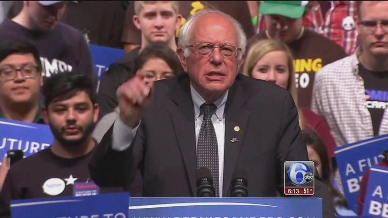 Bầu cử tổng thống Mỹ: Bernie và Clinton hạ bệ lẫn nhau - ảnh 2