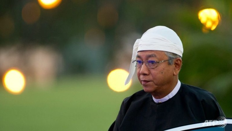 Mỹ điện đàm, cam kết ủng hộ Myanmar - ảnh 1