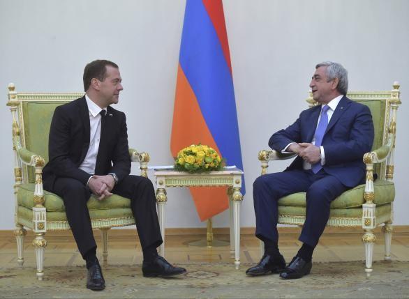 Nga nỗ lực hòa giải xung đột Azerbaijan-Armenia - ảnh 1