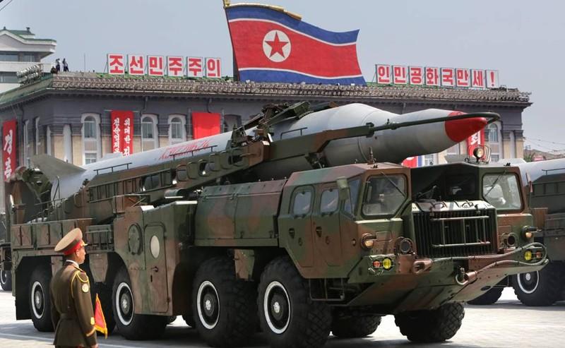 Trung Quốc lên tiếng vụ phóng tên lửa của Triều Tiên - ảnh 1