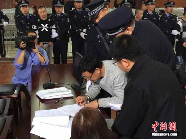 'Trùm mộ cổ' của Trung Quốc bị kết án tử hình - ảnh 1