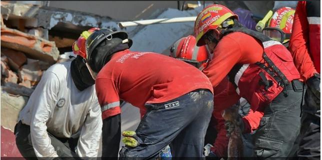 Hy vọng mong manh cho hơn 1.700 người còn mất tích tại Ecuador - ảnh 1