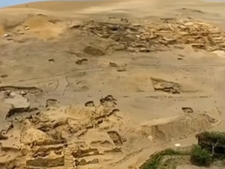 Phát hiện xác ướp nữ 4.500 năm tuổi ở Peru - ảnh 3