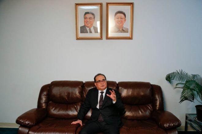 Triều Tiên ra điều kiện với Mỹ - Hàn để ngưng thử hạt nhân - ảnh 1