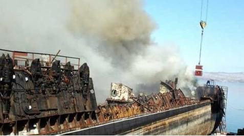 Tàu ngầm hạt nhân vùng Viễn Đông Nga bốc cháy  - ảnh 2