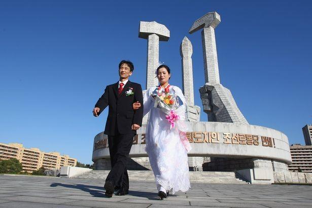 Triều Tiên cấm đám cưới và đám tang vì đại hội đảng? - ảnh 1