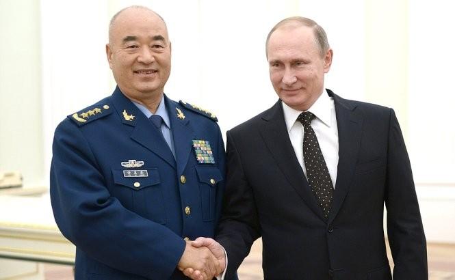 Nga-Trung lần đầu tiên tập trận phòng thủ tên lửa chung - ảnh 1