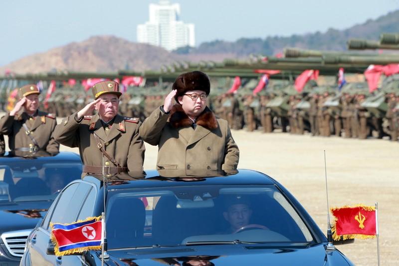 Triều Tiên sẽ tập trận bắn phá mô hình dinh Tổng thống Hàn Quốc - ảnh 1